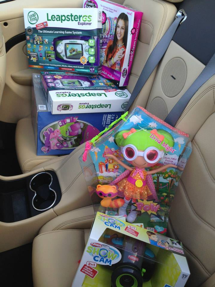 backseat toys