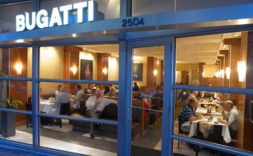 Ken gorin on the top coral gables eats the official blog for Bugatti pizza