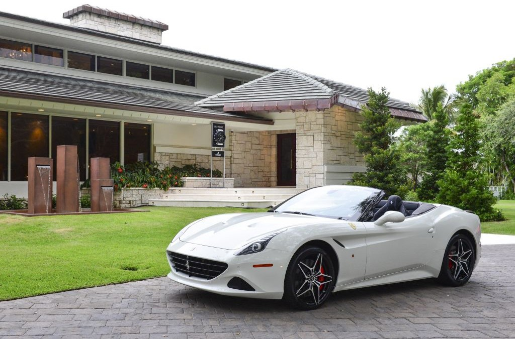LUXURY MEETS UNDER ONE ROOF – FERRARI CALIFORNIA T TEST DRIVE EVENT