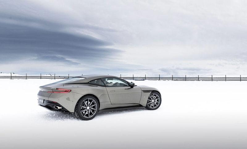 Hokkaido Aston Martin on Ice